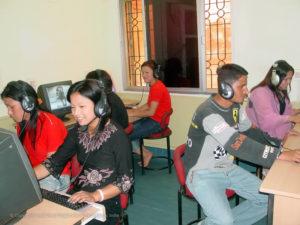 IDMT Students from Bhutan