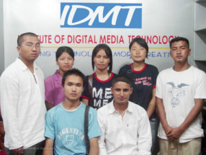IDMT Students from Bhutan