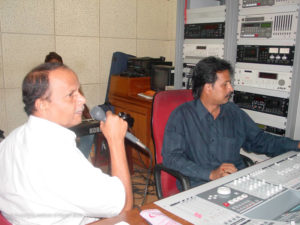Music recording of Dharmapada, the first ever Odia animated feature film at FTI Studio.