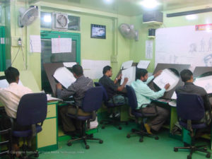 IDMT.IN Utkal Cartoon World Production Classical Process Team