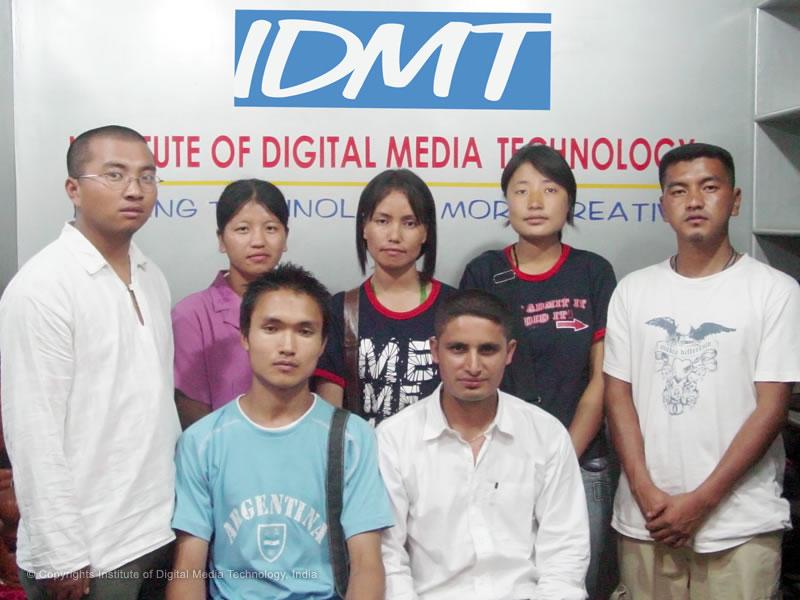 IDMT Students
