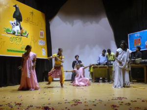 Musical Performance by IDMT students on occasion of Chatura Kau release at Jayadev Vaban