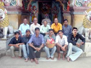 Mahoorat of Dharmapada at Maa Mangala Temple, Kakat Pur