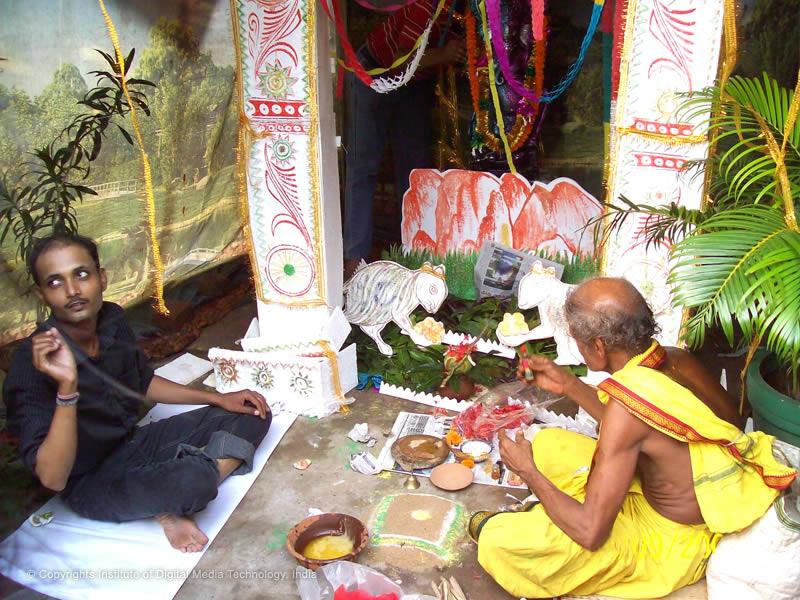 IDMT Ganesh Puja