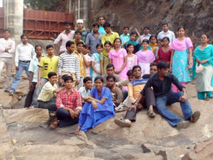 Picnic With IDMT Students